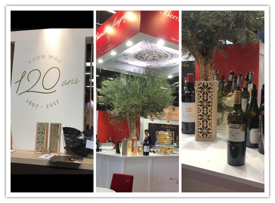 Salon vinexpo bordeaux 2017 l 39 ecrin du vin for Salon vin bordeaux