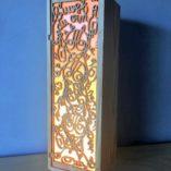 Lampe L'ECrin du vin Jofo 4