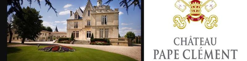 Portes ouvertes les 02/12 et 03/12 au Château Pape Clément